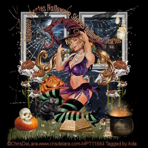 HalloweenStories(Le…